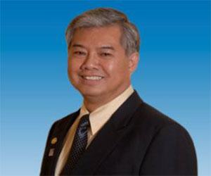 Danilo V. Fausto PCAFI President