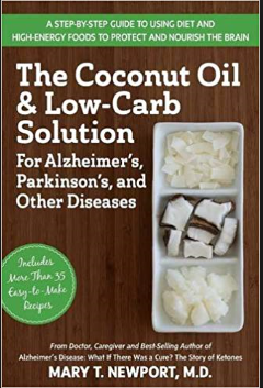 Coconut OIl and Low Carb Solution