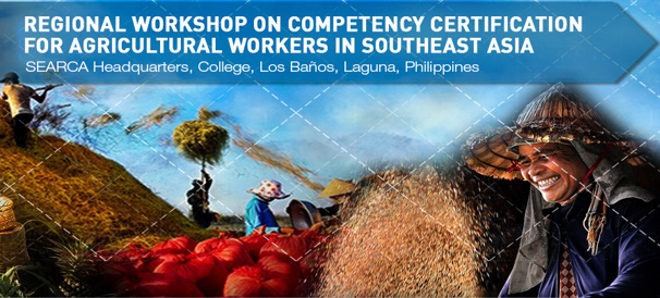 PHOTO agricultural competency workshop SEARCA