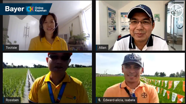 Virtual rice & corn field tours ushers in Ph agriculture digitalization accelerated by COVID 19crisis