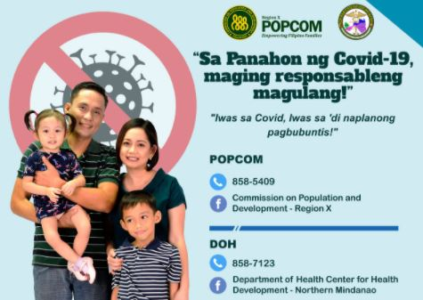Philippines' population to grow at a slower pace to 110.881 million in 2021, Family Planning and contraceptives remain imperative to economicgrowth